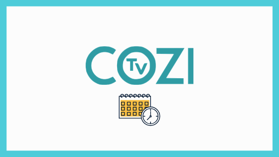 Photo of Cozi TV Schedule & Tv Listing Guide For Today