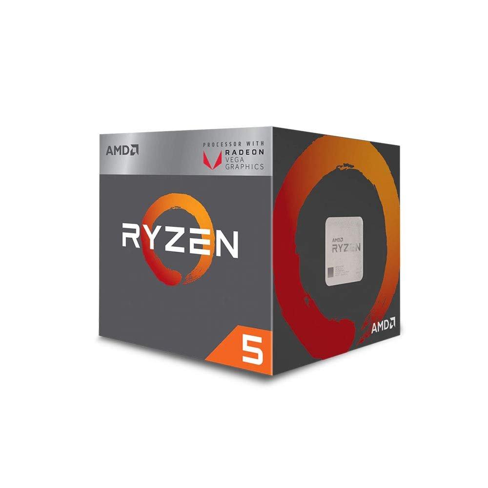 AMD Ryzen 5 3400G with Radeon RX Vega 11 (Best AMD Ryzen CPU Processor Under ₹20000)
