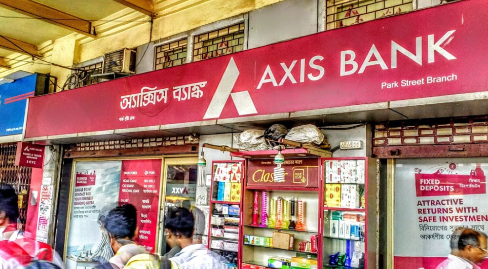 Axis Bank (Top 10 Best Services and Largest Banks in India)