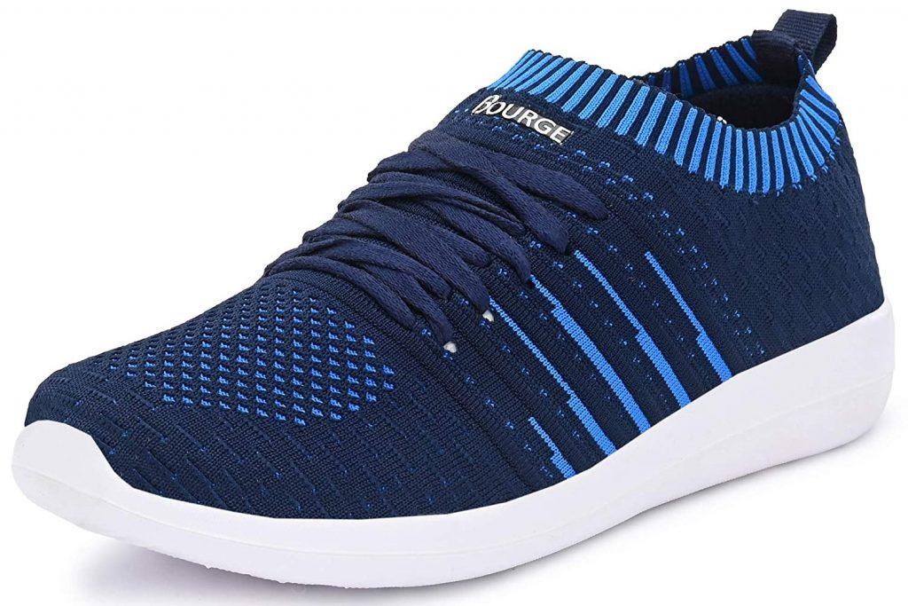 Bourge Men's Loire-126 Running Shoes Under 1000