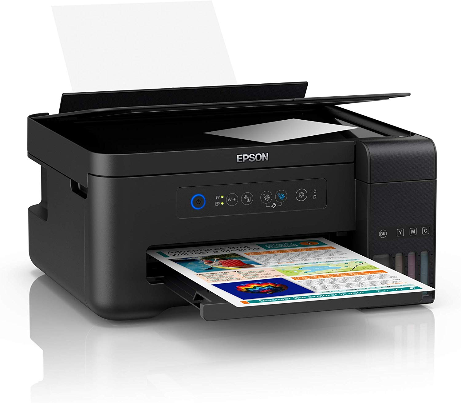 Epson L4150 All-in-One Wireless Ink Tank Colour Printer cum scanner