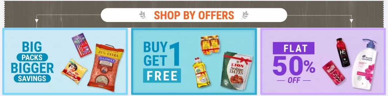 Flipkart Supermart Sales Offer