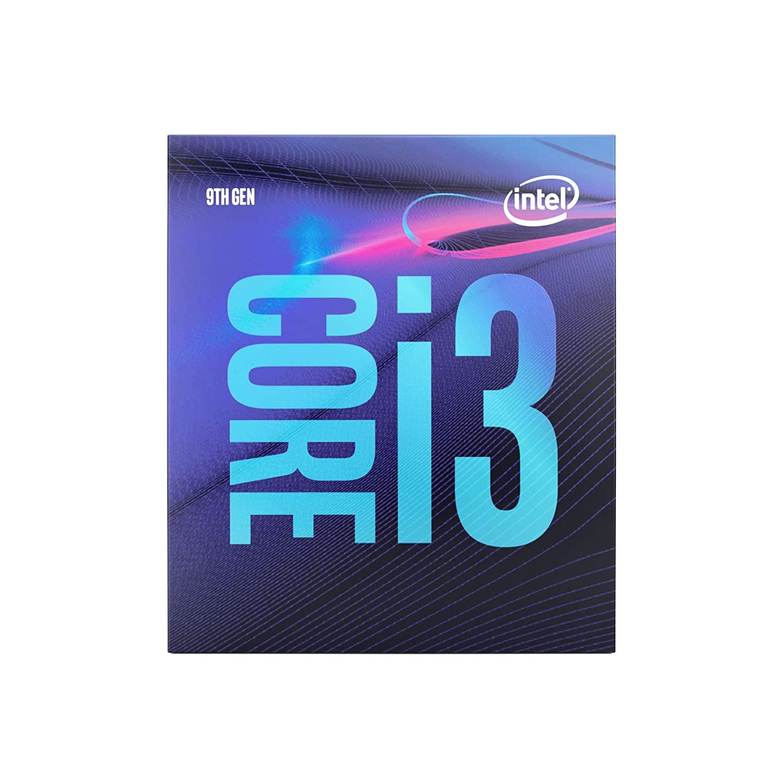 Intel Core i3-9100 Desktop Processor (CPU)