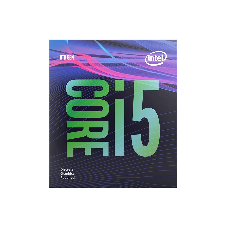 Intel Corporation Core i5 9400F 9th Generation Desktop Processor (CPU)