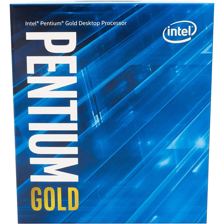 Intel Pentium Gold G5400 Desktop Processor (CPU)