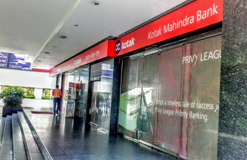 Kotak Mahindra Bank (Top Private Sector Bank in India)