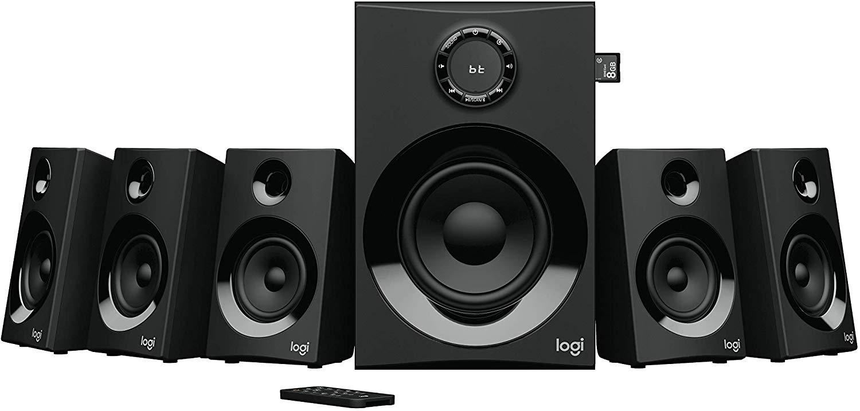 Logitech Z607 5.1 Home Theater System