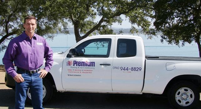 Premium Heating and Air Conditioning (HVAC) repair in Sacramento