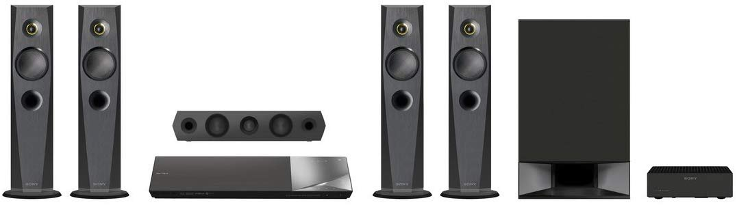 Sony BDV-N7200W Real 5.1ch Dolby Digital Home Theater Speaker