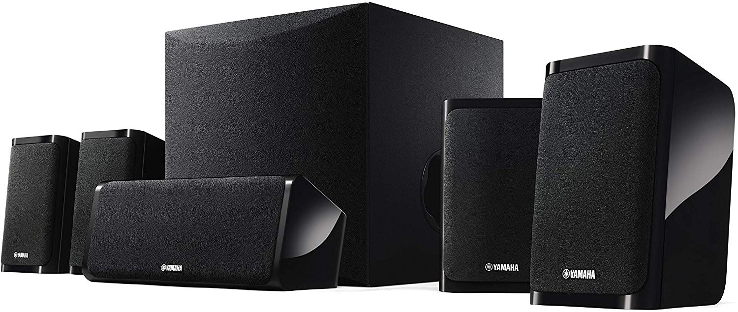 Yamaha NS-P41 Black 5.1 Channel Home Theatre Speaker